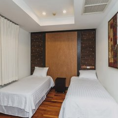 Отель Condo in Panwa in Bel Air - Unit C204 комната для гостей фото 2