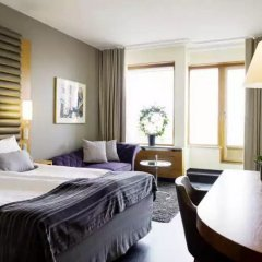 Отель Scandic Crown комната для гостей фото 3