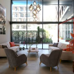 Coordinat Suits Турция, Измир - отзывы, цены и фото номеров - забронировать отель Coordinat Suits онлайн интерьер отеля фото 3