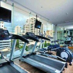 Отель Galleria 10 Sukhumvit Bangkok By Compass Hospitality Бангкок фитнесс-зал фото 4