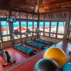 Hotel Armação фитнесс-зал фото 4