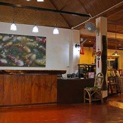 Отель Bamboo Rooms & Cottages by Dang Maria BB Филиппины, Пуэрто-Принцеса - отзывы, цены и фото номеров - забронировать отель Bamboo Rooms & Cottages by Dang Maria BB онлайн интерьер отеля