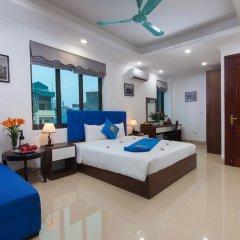 Отель Hanoi Luxury House & Travel Вьетнам, Ханой - отзывы, цены и фото номеров - забронировать отель Hanoi Luxury House & Travel онлайн комната для гостей фото 4