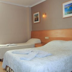 Inter Hotel комната для гостей фото 4