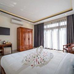 Отель Sum Villa Hoi An комната для гостей фото 5