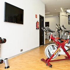Palladium Hotel Don Carlos - All Inclusive фитнесс-зал