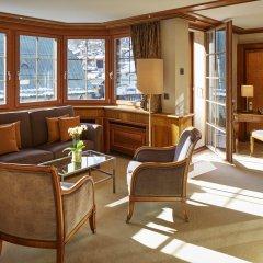 Grand Hotel Zermatterhof интерьер отеля фото 2