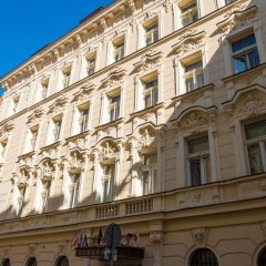 Отель Koruna Чехия, Прага - - забронировать отель Koruna, цены и фото номеров