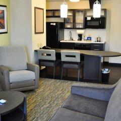 Отель Candlewood Suites Bay City комната для гостей фото 5