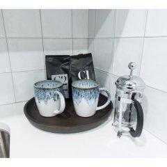 Отель Cozy & Modern Flat for 2 in Marylebone Великобритания, Лондон - отзывы, цены и фото номеров - забронировать отель Cozy & Modern Flat for 2 in Marylebone онлайн ванная
