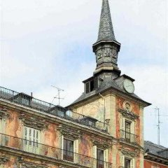 Mercure Madrid Plaza De Espana Hotel фото 9