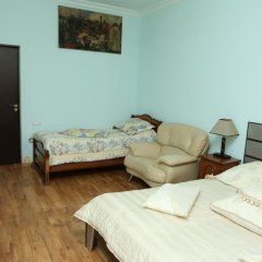 Inter Hostel комната для гостей фото 3