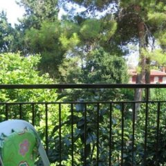 Отель Onur Pansiyon Сиде балкон