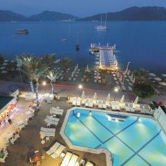 Cettia Beach Resort Турция, Мармарис - отзывы, цены и фото номеров - забронировать отель Cettia Beach Resort онлайн балкон