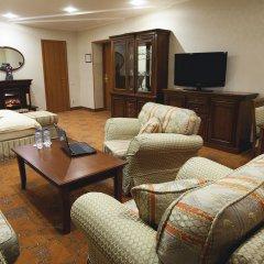 Гостиница Березка комната для гостей фото 3