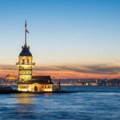 Ortakoy Home Suites Турция, Стамбул - отзывы, цены и фото номеров - забронировать отель Ortakoy Home Suites онлайн приотельная территория фото 2
