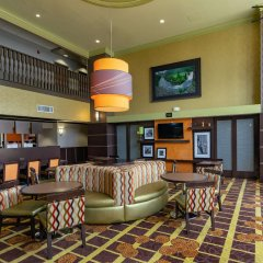 Отель Hampton Inn & Suites Lake City, Fl Лейк-Сити гостиничный бар