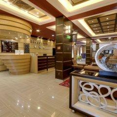 Отель Borovets Hills Resort & SPA Болгария, Боровец - отзывы, цены и фото номеров - забронировать отель Borovets Hills Resort & SPA онлайн интерьер отеля фото 3