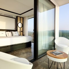 Отель Bless Hotel Ibiza, a member of The Leading Hotels of the World Испания, Эс-Канар - отзывы, цены и фото номеров - забронировать отель Bless Hotel Ibiza, a member of The Leading Hotels of the World онлайн балкон