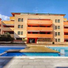 Отель Turomar Испания, Льорет-де-Мар - отзывы, цены и фото номеров - забронировать отель Turomar онлайн бассейн фото 2