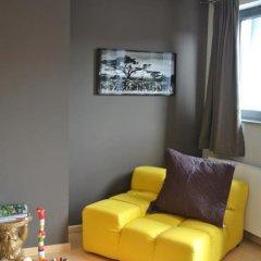 Отель Les Chambres de Franz Бельгия, Брюссель - отзывы, цены и фото номеров - забронировать отель Les Chambres de Franz онлайн интерьер отеля фото 2
