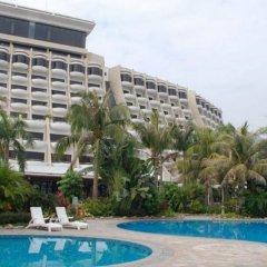 Отель Nan Hai Hotel Китай, Шэньчжэнь - отзывы, цены и фото номеров - забронировать отель Nan Hai Hotel онлайн бассейн фото 3