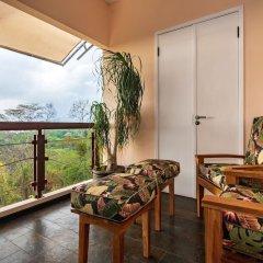 Отель Gaia Hotel And Reserve - Adults Only Коста-Рика, Кепос - отзывы, цены и фото номеров - забронировать отель Gaia Hotel And Reserve - Adults Only онлайн балкон