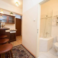 Отель Donatello Прага ванная фото 2