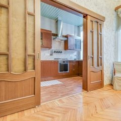 Апартаменты Ludwig Apartments on 4-ya liniya в номере