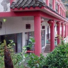 Отель Zizhuyuan вид на фасад