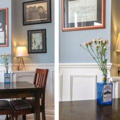 Отель Sefton Park Hotel Великобритания, Ливерпуль - отзывы, цены и фото номеров - забронировать отель Sefton Park Hotel онлайн интерьер отеля фото 2