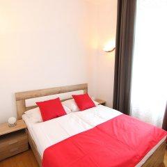 Отель CheckVienna Edelhof Apartments Австрия, Вена - 1 отзыв об отеле, цены и фото номеров - забронировать отель CheckVienna Edelhof Apartments онлайн комната для гостей фото 14