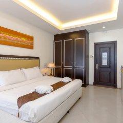 Отель SuperBed Otel комната для гостей