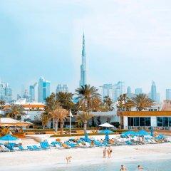 Отель Dubai Marine Beach Resort & Spa ОАЭ, Дубай - 12 отзывов об отеле, цены и фото номеров - забронировать отель Dubai Marine Beach Resort & Spa онлайн пляж фото 2