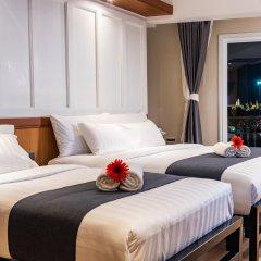 Отель Dang Derm in The Park Khaosan комната для гостей фото 2