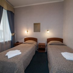Мини-Отель Амулет на Большом Проспекте комната для гостей
