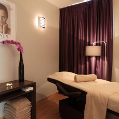 Отель Le Chalet du Mont Vallon Spa Resort спа