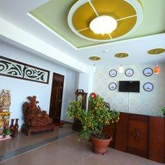 Bazan Hotel Dak Lak интерьер отеля