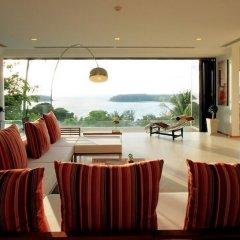 Отель The Heights Penthouse Seaview 3 Bedroom A2 пляж Ката