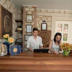 Nobela Yalcinkaya Hotel Турция, Чешме - отзывы, цены и фото номеров - забронировать отель Nobela Yalcinkaya Hotel онлайн интерьер отеля фото 2