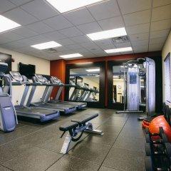 Отель Hampton Inn & Suites Effingham США, Эффингем - отзывы, цены и фото номеров - забронировать отель Hampton Inn & Suites Effingham онлайн фитнесс-зал фото 2