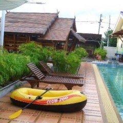 Отель Phuket 7-Inn бассейн фото 3