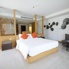 Отель Welcome World Beach Resort & Spa Таиланд, Паттайя - отзывы, цены и фото номеров - забронировать отель Welcome World Beach Resort & Spa онлайн комната для гостей фото 10