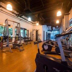 Отель Wabi-Sabi Kamala Falls Boutique Residences Phuket фитнесс-зал