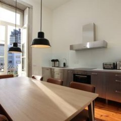 Отель Oporto City Flats - The White Box House в номере