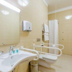 Гостиница Имеретинский Парковый квартал в Сочи отзывы, цены и фото номеров - забронировать гостиницу Имеретинский Парковый квартал онлайн ванная фото 2