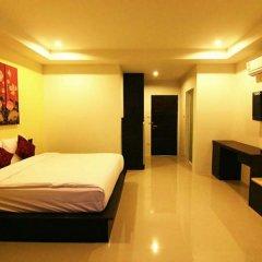 Отель Nicha Residence сейф в номере