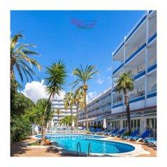Hotel Apartamentos Solimar бассейн фото 2