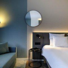 Отель Novotel Zurich City-West Швейцария, Цюрих - 9 отзывов об отеле, цены и фото номеров - забронировать отель Novotel Zurich City-West онлайн комната для гостей фото 4