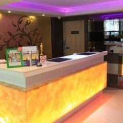 Отель Icheck Inn Residence Sukhumvit 20 Бангкок гостиничный бар